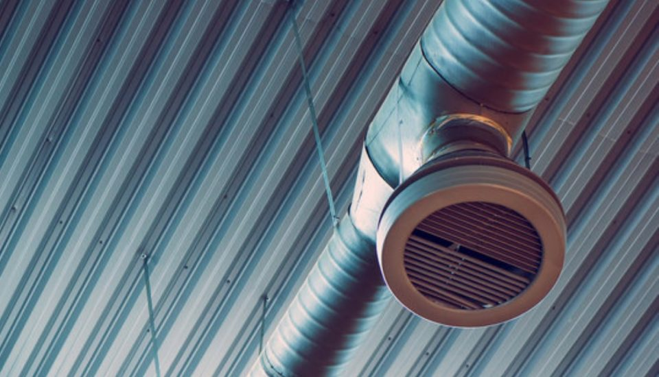 warehouse ventilation